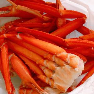 オーナーさんから蟹をいただきました♪【東海住宅 名古屋】