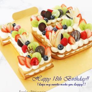 NO.18 Cake