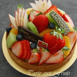 お誕生日ケーキのご注文