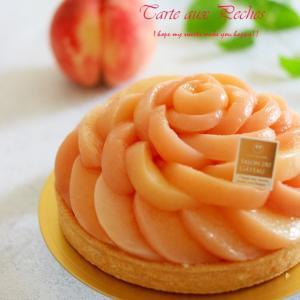 桃の季節到来