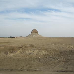 #058 エジプト旅行2020【5日目】~メイドゥーム遺跡~