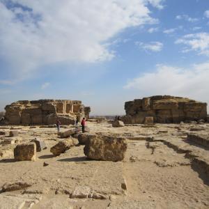 #072 エジプト旅行2020【6日目】~ピラミッドうろうろ Vol.3~