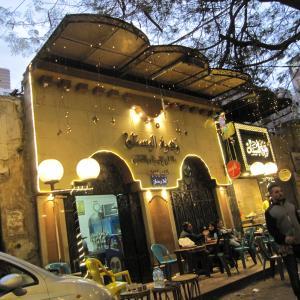 #078 エジプト旅行2020【6日目】~Open Café~