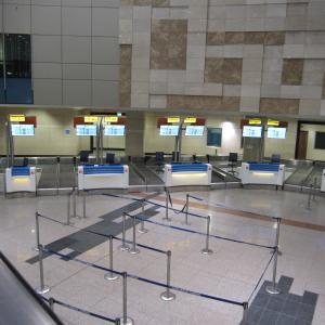 #080 エジプト旅行2020【6日目】~カイロ国際空港~
