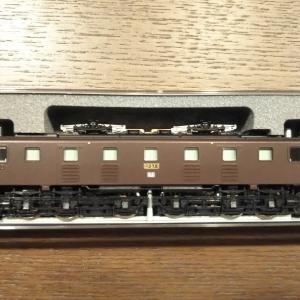 KATO 3069-1 EF57 1 カプラー交換