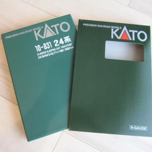 KATO 10-831 24系寝台特急『北斗星』<デラックス編成>6両基本セット