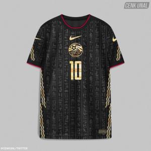サッカー エジプト代表のユニフォーム欲しい!