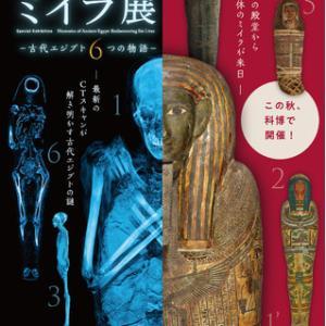 特別展「大英博物館ミイラ展 古代エジプト6つの物語」開催決定