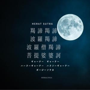 真夏の満月瞑想