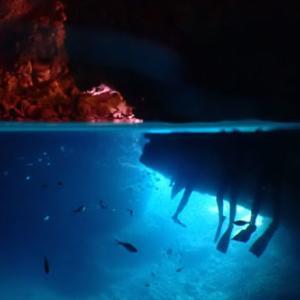 6月30日 恩納村青の洞窟ファンダイビング