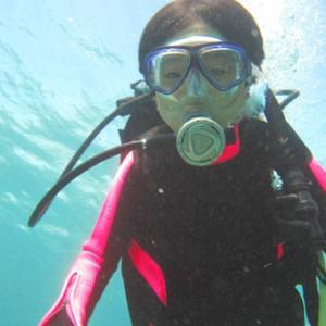 3月21日 ファミリー体験ダイビング