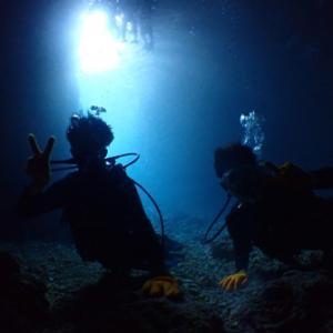 3月27日 恩納村体験ダイビング