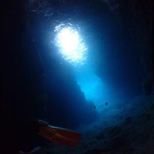 5月11日 恩納村青の洞窟体験ダイビング