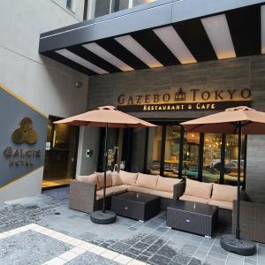新大久保駅近くの新しくてきれいなホテル