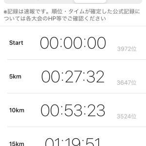 【速報】横浜マラソン