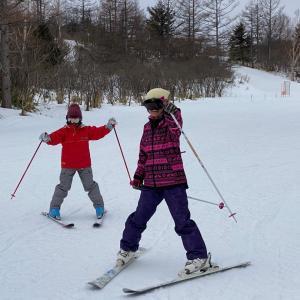 家族と行く温泉とスキーの旅草津編2日目