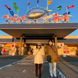 お正月休みはジル522で和歌山へ