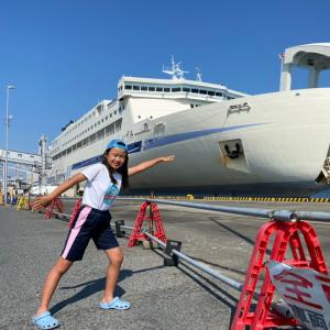 ジル522 で行く九州の旅フェリー乗船