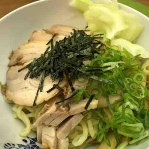 東京麺珍亭の油そばでコロナを吹き飛ばせ!(願)
