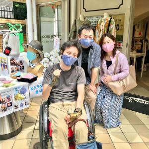 表参道店にお越しいただきありがとうございました!
