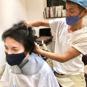 2ヶ月半ぶりの美容院!!