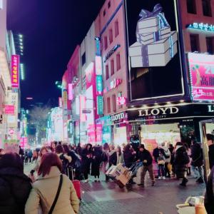 【旅の準備なう】次のソウル旅は、1月&2月に決定!