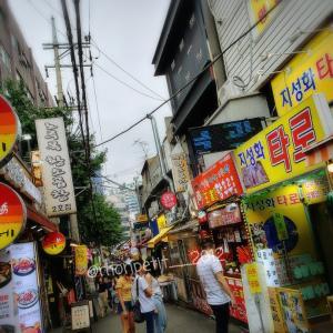 【プレイバック企画♡】去年の今頃は ソウル旅行でした!