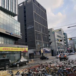 【2020.2月★ソウル旅】聖水にて。コロナ禍、駅や地下鉄の人出は?