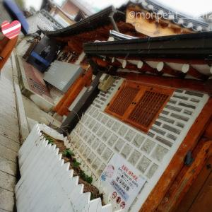 【2020.2月★ソウル旅】北村韓屋村で、風情あるお散歩。
