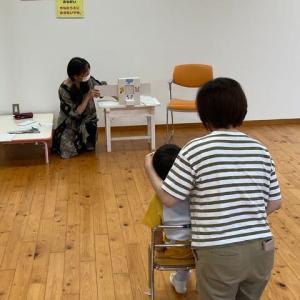 幼児の視力検査