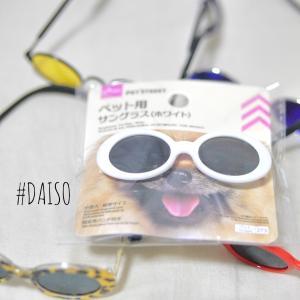 DAISOメガネは買いです。