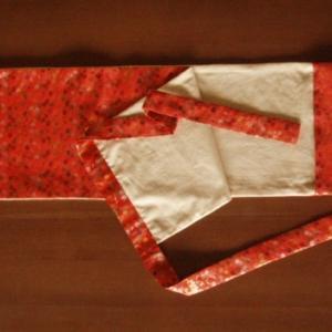 着物生地で琴カバー 作り方