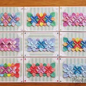 OrigamiATC「私の好きな折り紙」