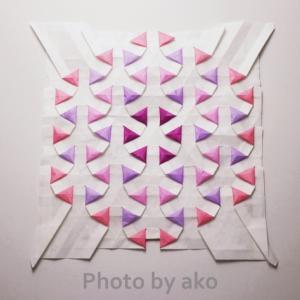 Origami Tessellations №3
