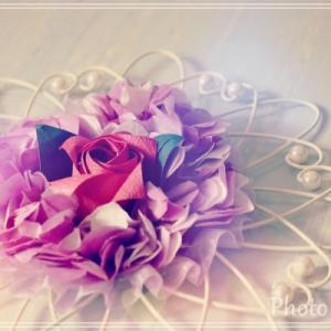 花の折り紙一日講座