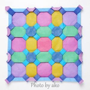 №11 Origami Tessellations