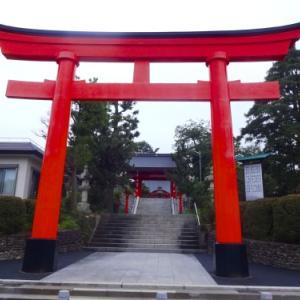 東伏見稲荷神社(ひがしふしみいなりじんじゃ)