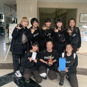2019-11-18バイタル四日市スタジオ ダンスコンテストで優勝