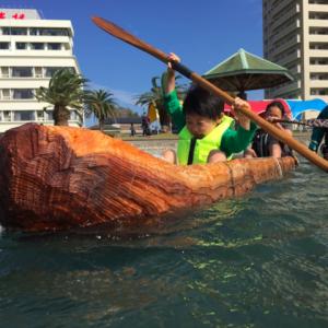 お待たせしました!今年の丸木舟イベントの告知です。