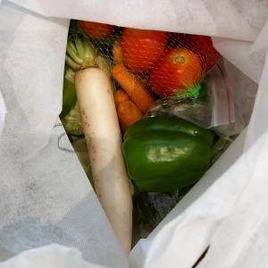 トマトプロジェクトさんのオーガニック野菜で・・・