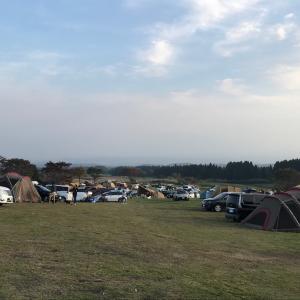 大分久住のボイボイキャンプ場へ行ってきました!