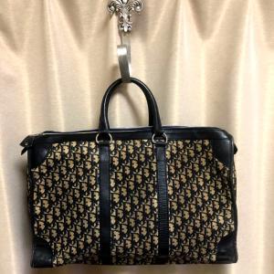 オールドChristian Diorのバッグ