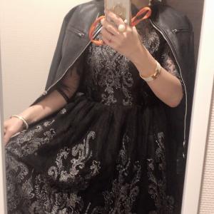 お気に入りドレス