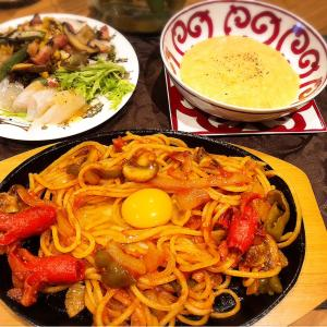 手作り夏のおうちご飯 夕食 お夜食編