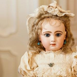 ★☆ ビスク・ドールの世界に酔いしれて ~女性たちを虜にしたジュモーの人形~ ★☆