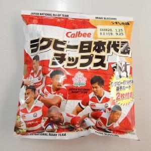 ラグビー日本代表チップス