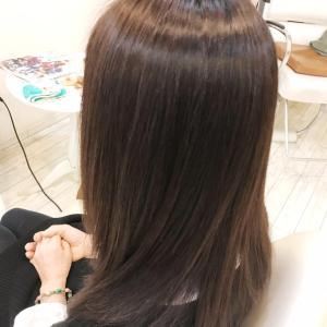 髪質改善縮毛矯正のサイクルについて