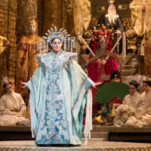 メトロポリタン・オペラ『プッチーニ《トゥーランドット》』