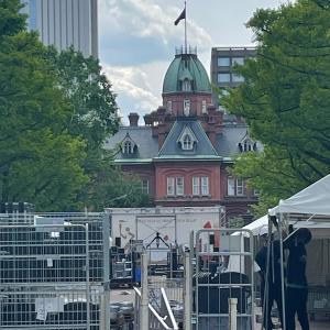 オリンピック 「点火セレモニー」/え?明日?札幌で本当にマラソンは開催されるようです
