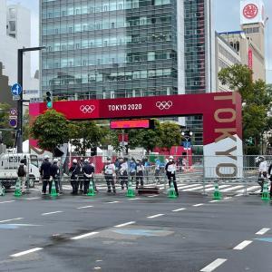 東京2020大会 いよいよ 明日は男子 競歩